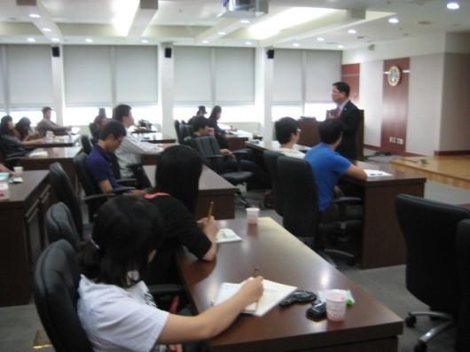 [지오유 그룹웨어] 대한상공회의소 통합 솔루션 교육
