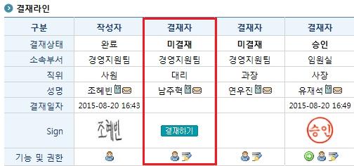 [지오유그룹웨어] 엔텍이앤씨3