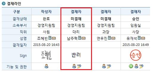 [지오유그룹웨어] 엔텍이앤씨9